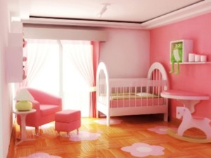 Infant-bedroom