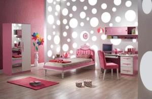 Teenager-girls-bedroom