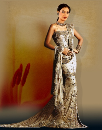Artistic-wedding-dress