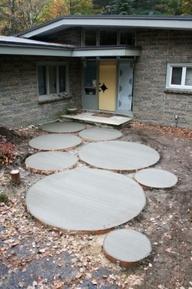concrete-in-landscape