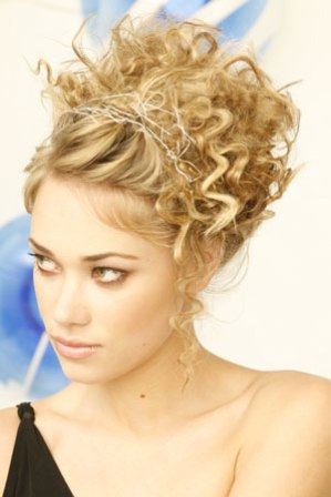 curly hair up styles for wedding wedding hair styles starsricha 5101
