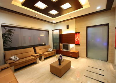 Orange Wall Decorations for Contemporary Interiors