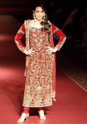 18 Different Types of Indian Wedding Dresses for Indian Bride ...