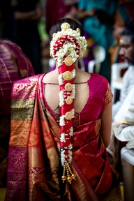 South Indian Bridal Dress