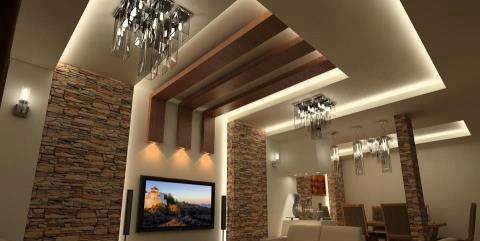wooden-POP-false-ceiling