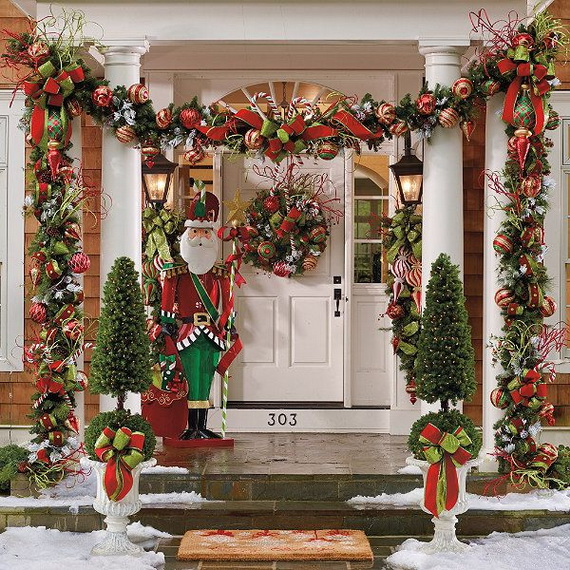 best outdoor christmas decorations for christmas 2014 - Best Outdoor Christmas Decorations