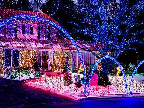 Best outdoor christmas decorations for christmas 2014 for Best christmas decorations