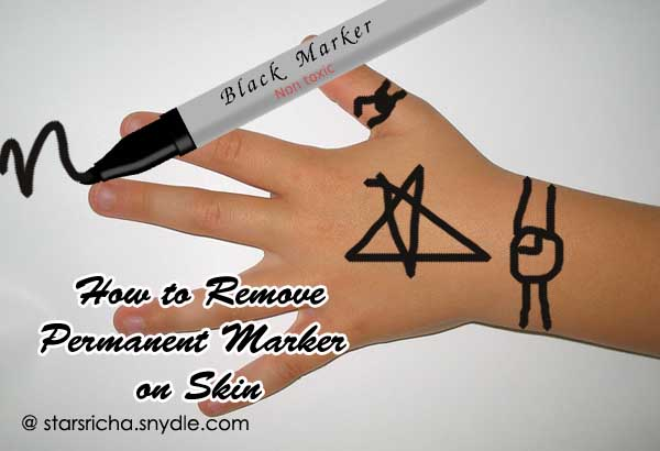 how-to-remove-permanent-marker-on-skin