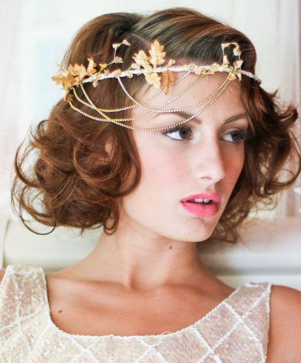 Fantastic Bridesmaid Short Hair Styles Short Hair Fashions Hairstyles For Women Draintrainus