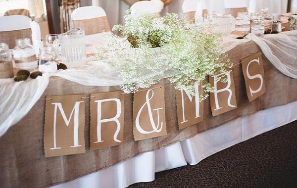 Unique Ideas for Wedding Table Decorations - Starsricha