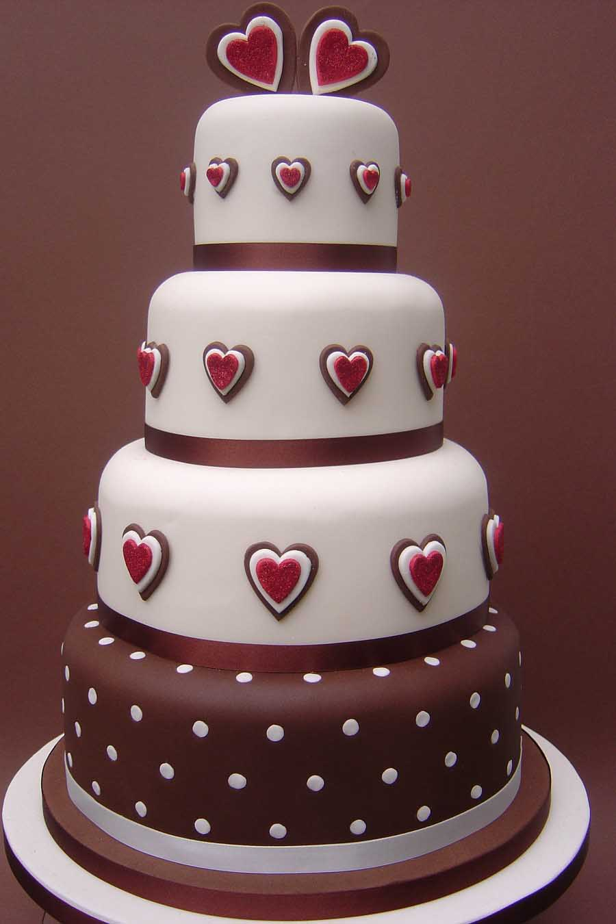 Latest Wedding Cake Designs - Starsricha