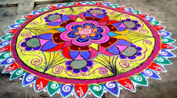 Indian Mosaic Craft