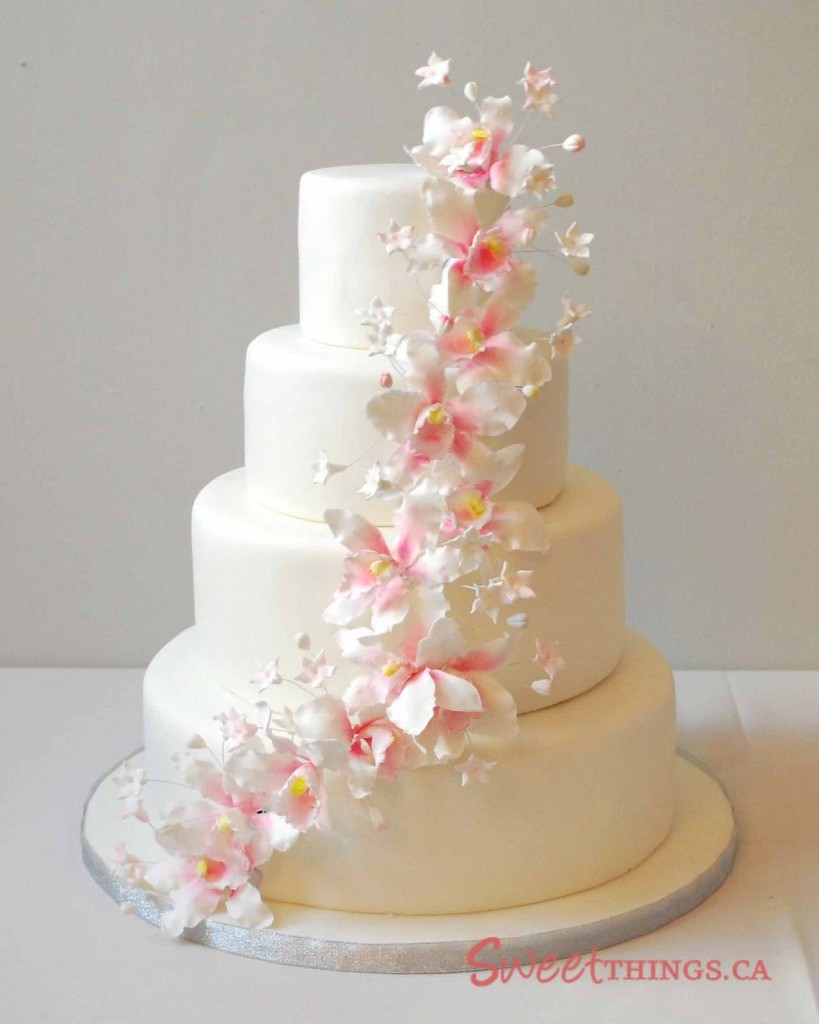 New Latest Cake Images : Latest Wedding Cake Designs - Starsricha