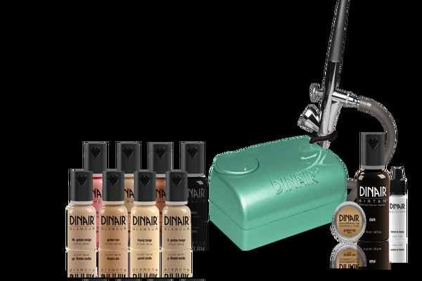 airbrush makeup tools
