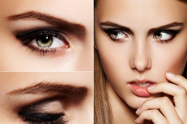 makeuptips for small eyes