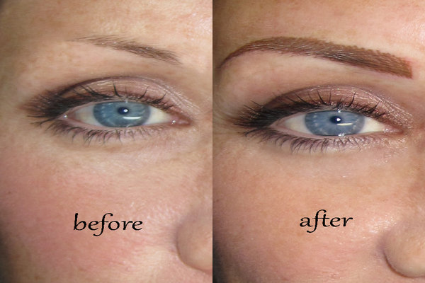 permanent  makeup eye brows