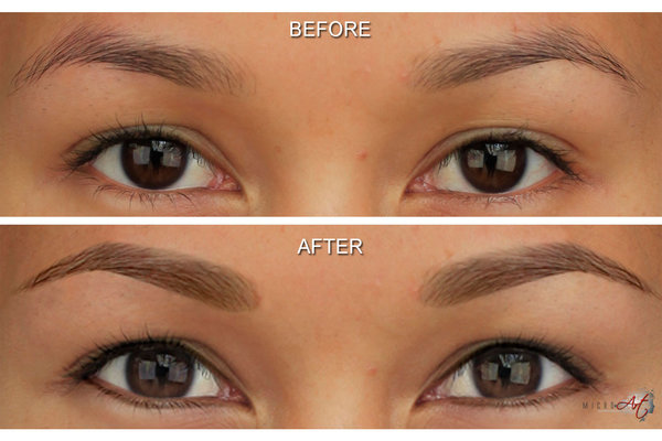 permanent makeup eye liner
