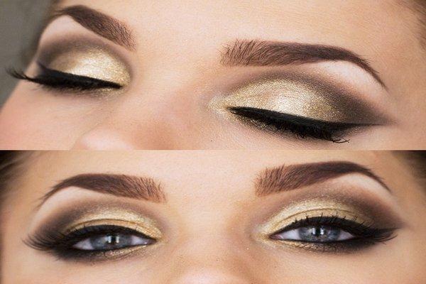 Smokey eye makeup 2