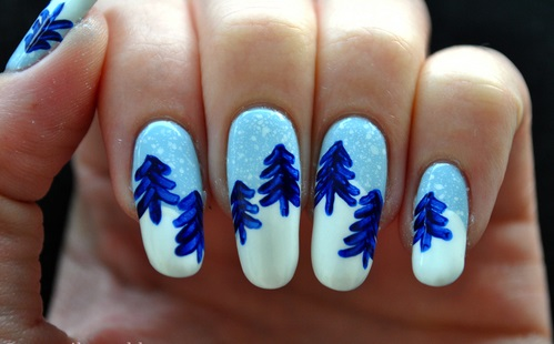 easy-christmas-nail-designs-5