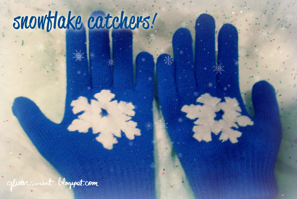 Crafty Gloves For The Snow Lovers