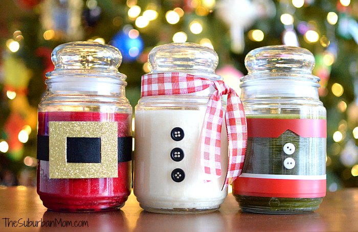 DIY-Christmas-Candles