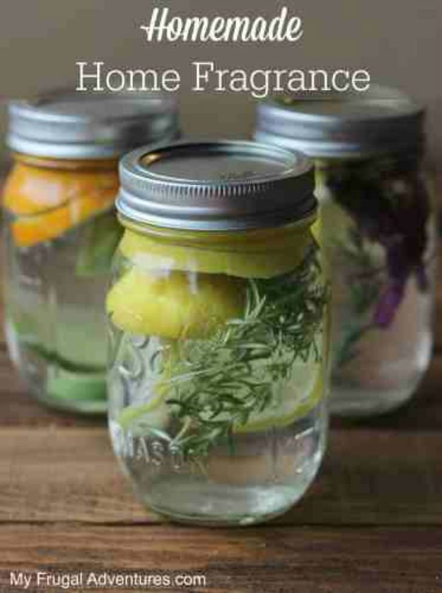 DIY Home Fragrance