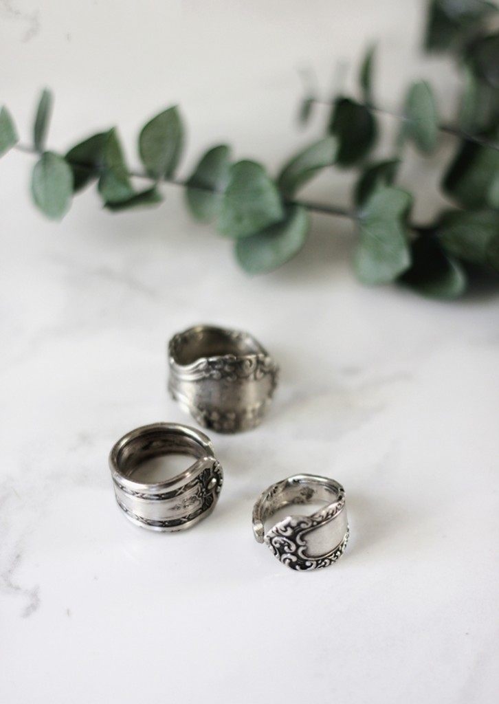 DIY Spoon Ring For Your Boyfriend