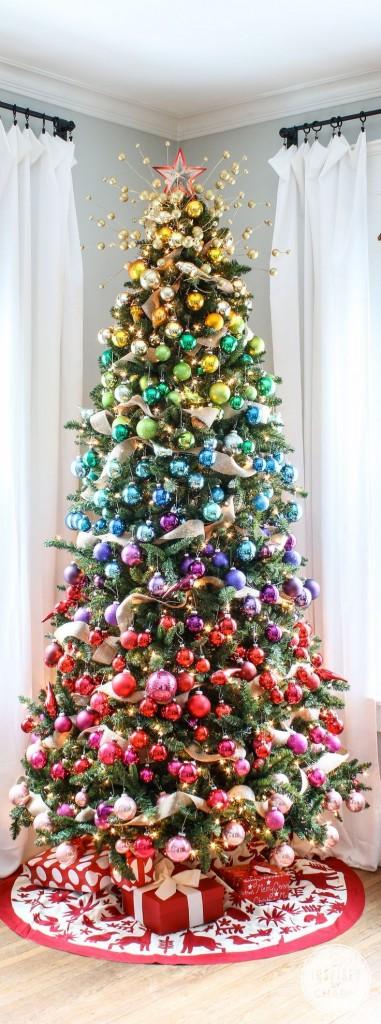 DIY Unique Christmas Tree Ideas