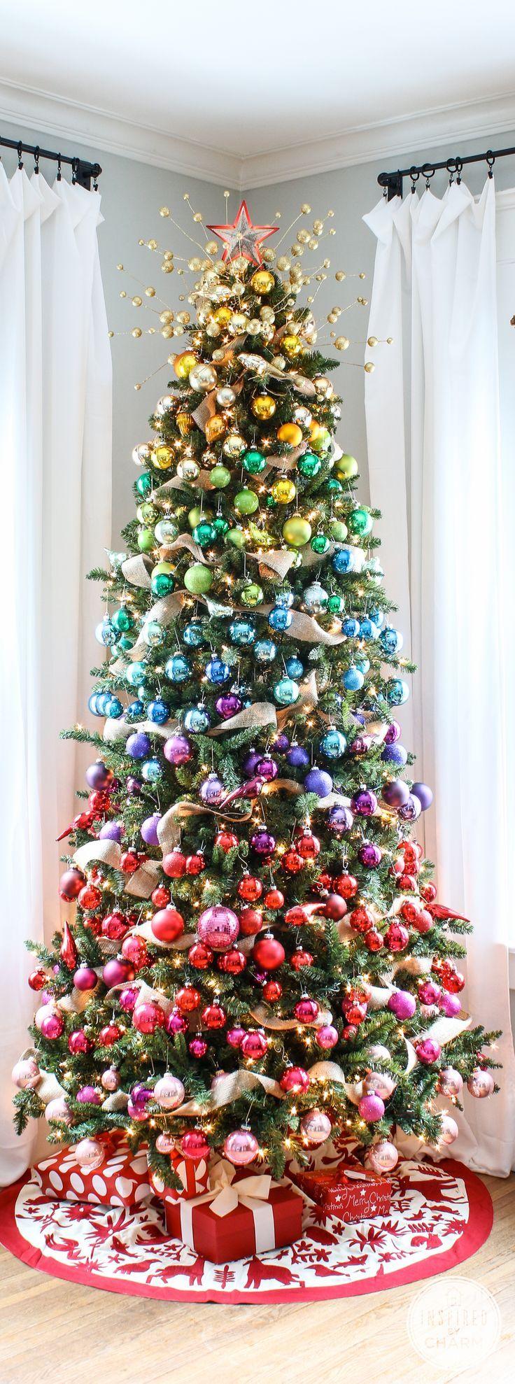 DIY Unique Christmas Tree Ideas (1)