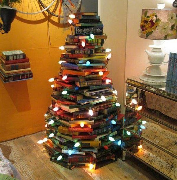 DIY Unique Christmas Tree Ideas (4)