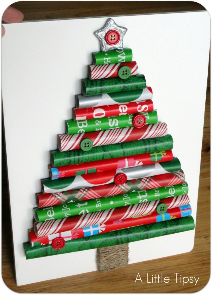DIY Unique Christmas Tree Ideas (5)