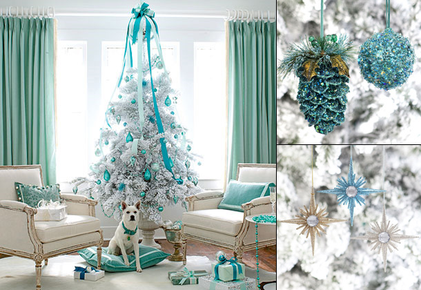 Frozen Themed Living Room Decoration For Christmas