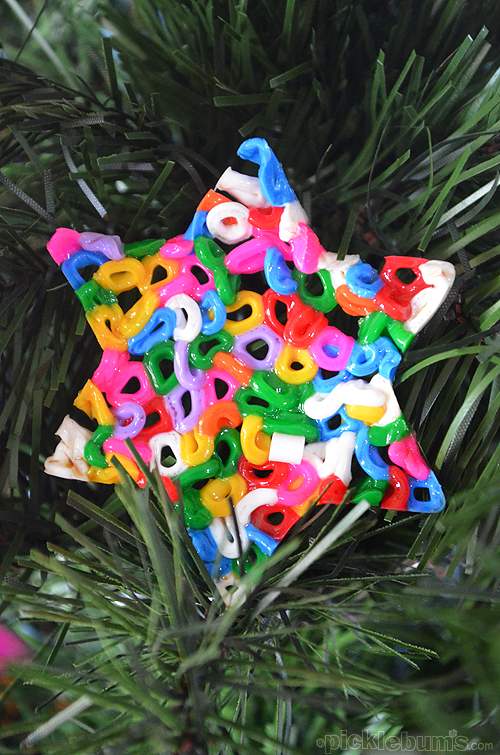 Fusible Beads Stars And Christmas Ornaments