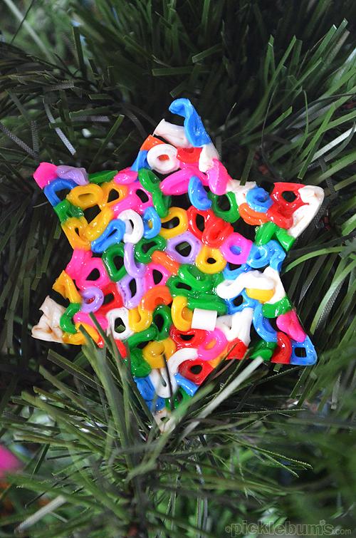 Xmas Ornament Craft Kids
