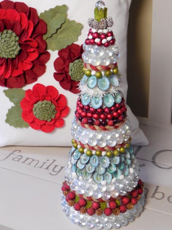 Marble Christmas Tree
