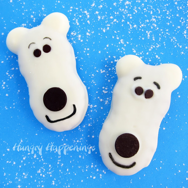 Nutter Butter Polar Bears