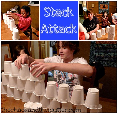 Stack the Cups