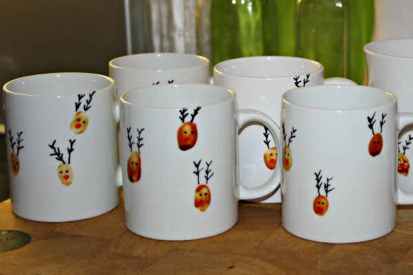 Thumbprint Mugs Games