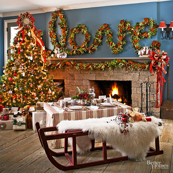 Wreath Game Living Room Décor